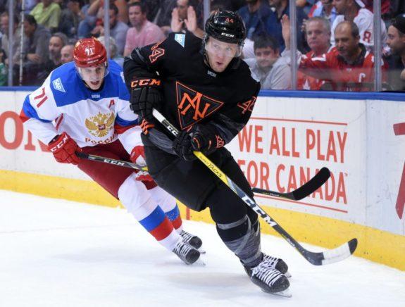 Team North America, World Cup of Hockey, Morgan Rielly