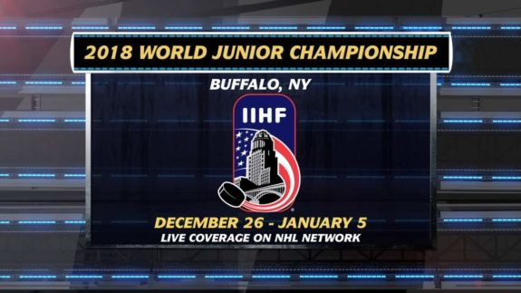 NHL Network World Juniors 2018