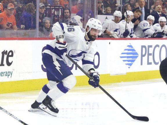 Nikita Kucherov Tampa Bay Lightning