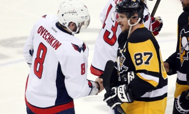 Which Team is Better, the Capitals or the Penguins?