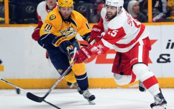 Red Wings Due to Score More This Season