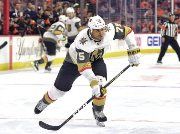 Ryan Reaves Vegas Golden Knights