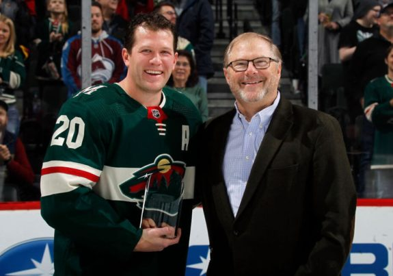 Ryan Suter Minnesota Wild Craig Leipold