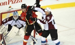 Flames Give Ryan Wilson PTO