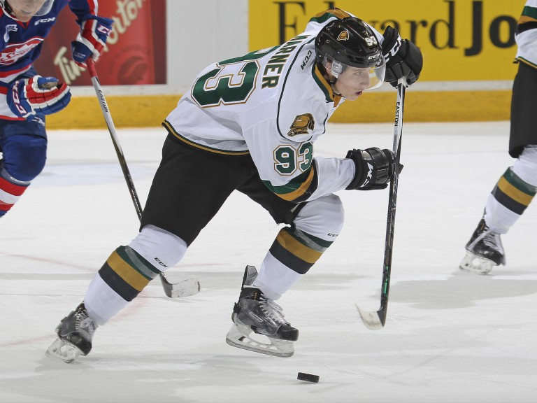 London Knights, Mitch Marner, Toronto Maple Leafs, OHL, Marner's Highlight Assist