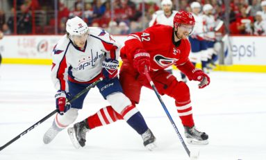Capitals - Another Presidents' Trophy Season?