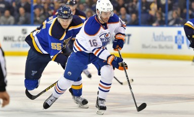 Los Angeles Signs Teddy Purcell to a One-Year Contract