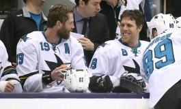 Joe Pavelski Named New Sharks Captain