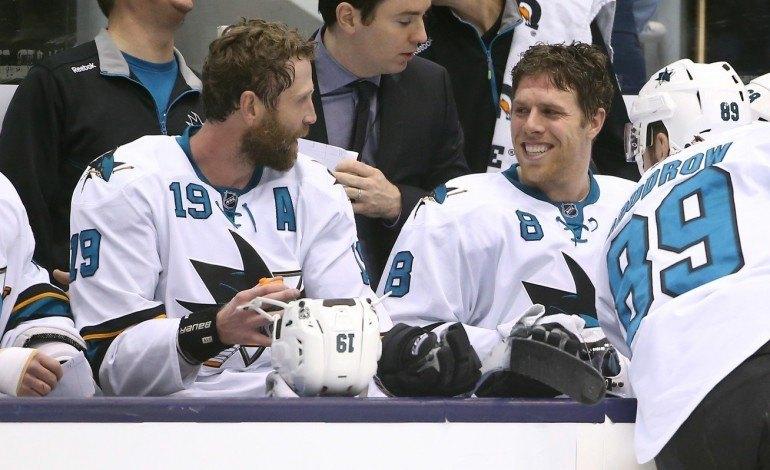 Joe Pavelski Named New Sharks Captain
