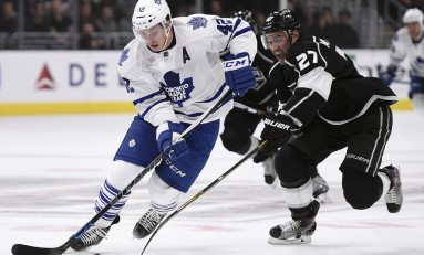 Maple Leafs Round Table: Bozak and the Sixth Defenceman