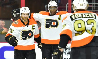 Flyers Captains Post-Lockout to Present