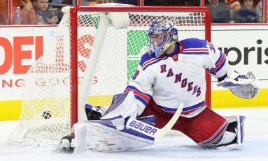 Rangers Have Bigger Concerns Than Lundqvist