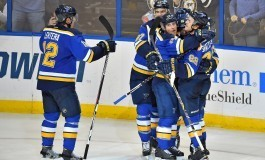 St. Louis' Upcoming Schedule: Key Time for Crucial Points