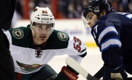 Wild's Tyler Graovac to Miss a Couple Weeks