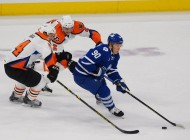 Nikita Soshnikov Developing in the AHL