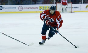 Interview With WHL Prospect Egor Babenko