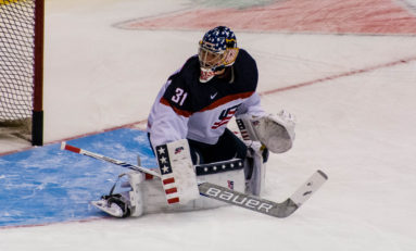 USA Beats Canada To Finish First in Group B