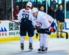 Capitals' Graovac Stands Tall in Lackluster Loss