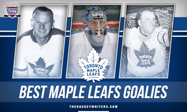 Best Toronto Maple Leafs Goalies Johnny Bower Curtis Joseph Turk Broda
